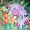 © Udo Becker - Orchideen - Öl auf Leinwand - 2010 - 90 x 90 cm
